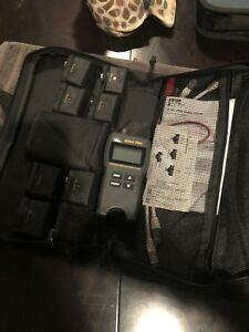 Ideal Ienet Pro Used Complete Kit Excellent Cosmetic Condition 7 Remotes