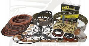 Dodge A727 Transmission Rebuild Kit Performance Deluxe 71 on Superior Shift Kit