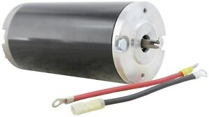 New Motor For Curtis Salt Spreader Snowex Vp 1875 Auger Motor D6827 D6410