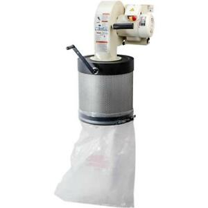 G0785 Wall mount Dust Collector With Canister Filter