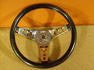 Vintage Superior Performance Products The 500 Steering Wheel 12 Hot Rod Vw