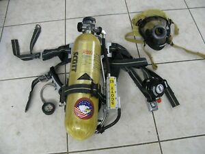 Scott 30 Minute Self Contained Breathing Apparatus Kit