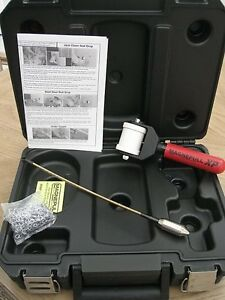 Magnepull Xp1000 lc Magnetic Cable Puller Wire Drop Fishing Tool System Kit New