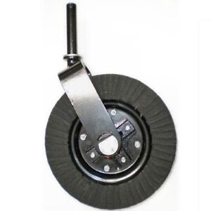 15 Tail Wheel Assembly For Finish Mower Rotary Cutter With Hub