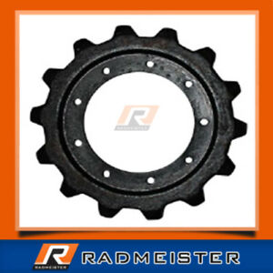 Sprocket For Track Loaders Takeuchi Tl140 Tl150 And Tl240