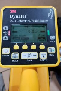 3m Dynatel 2573m Cable Pipe Fault Locator 2273 Clamp