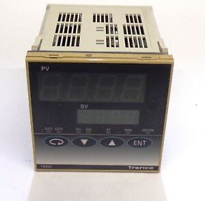 Trerice Electronic Pid Controller Temperature Regulator Tr893