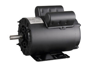 Nema 3 Hp Spl 3450rpm Air Compressor Motor 115 230v 5 8 Shaft 56 Frame Hot