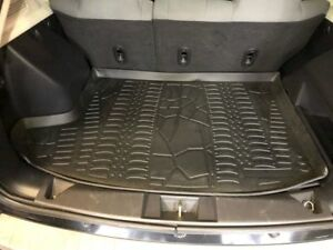 Rear Trunk Cargo Floor Tray Liner Boot Mat For Jeep Patriot 2007 2017 Brand New