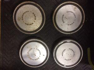 1967 1972 F100 F250 Ford Truck Poverty Dog Dish Hub Cap 1973 1979 10 5