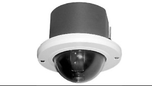 New Pelco Spectra Iii Se Sd53c22 hf1 Heavy Duty In ceiling Ptz Camera Sys 3571