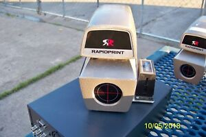 Rapidprint Ar e Time Date Stamp With Counter