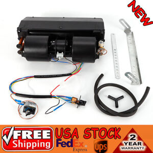 New Ac Kit Universal Under Dash Air Conditioning Evaporator Kit 12v 404 000 Usa