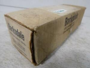 Barksdale Temperature Switch Ml1h h202s Nib
