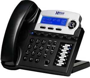 Xblue Networks X16 Office Phone System With 6 Telephones model 1670 00
