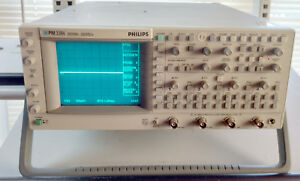 Philips Pm 3394 4 Channel Analog Digital Oscilloscope 200mhz