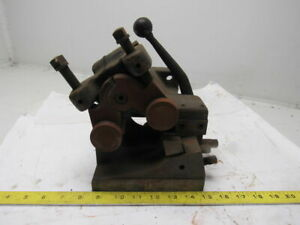 Gisholt 1500a 2 1 2 To Center Turret Lathe Bar 1 Square Tool Holder