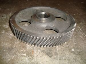 Ford Industrial Engine 84 Tooth Cam Gear D1nl6n251a 134 172 192 Gas Diesel Used