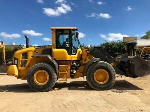 2012 Volvo L60g Wheel Loader Very Nice Quick coupler 6410 Hrs