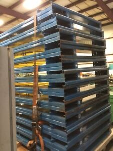 Cantilever Storage Rack 4x5
