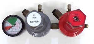 Norgren Syrup And Carbonation Regulator Pn R81 220 lnga