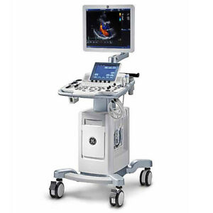 Ge Vivid T8 Ultrasound System Machine W New 3sc rs Adult Cardiac Probe