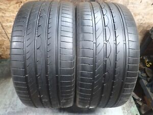 2 295 35 21 107y Yokohama Advan N1 Tires 7 32 No Repairs 0516
