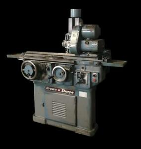 Brown Sharpe No 13 Universal Tool Cutter Grinder 1 Hp W Tooling