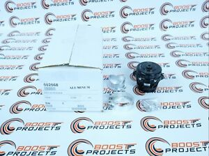 Tial Q Series Black 50mm Authentic Blow Off Valve Bov 10 Psi Spring W al Flange