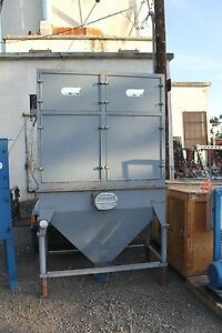 Torit Dust Collector 124 h 208v 7 1 2hp