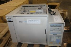 Ce Instruments Gc Gas Chromatograph 8000 Top Used