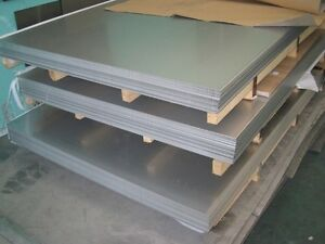 4130 Chromoly Alloy Normalized Steel Sheet Plate 1 8 125 Thick 12 X 12