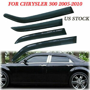 Car Window Visor Shades Visors For Chrysler 300c 05 2010 Vehicles Front