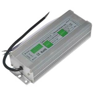 Ip67 Led Driver Ac To Dc 12 Volt 120w Power Supply Waterpoof Driver Transformer