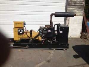 100kw caterpillar Olympian generator 1995 3 Phase Excellent Condition