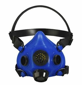 North Ru85001m Medium Ru8500 Series Half Face Air Purifying Respirator With Spe