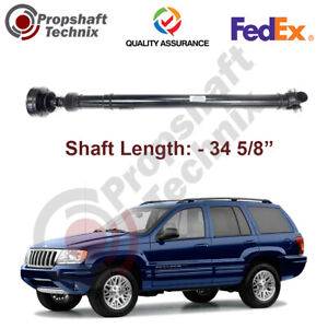 Jeep Grand Cherokee 4 0l 2001 2004 Front Driveshaft 52105884aa