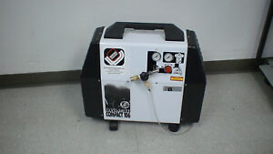Werther Compact 106 Airblok Air Compressor 3 4 Hp Tank 1 1 2 Ga