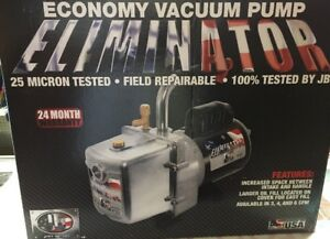 Economy Vacuum Pump Eliminator Jb Industries