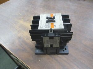 Fuji Electric Contactor Sc n2s Z408 200 230v Coil Used