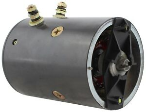 New Snow Plow Motor Fisher Western Monarch Prestolite Mkw4009 Mue6103 Mue6111