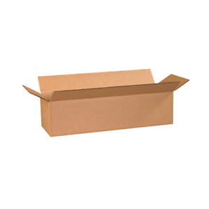 24x8x6 Shipping Boxes 25 Or 50 Pack Packing Mailing Moving Storage