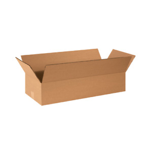 24x10x4 Shipping Boxes 25 Or 50 Pack Packing Mailing Moving Storage