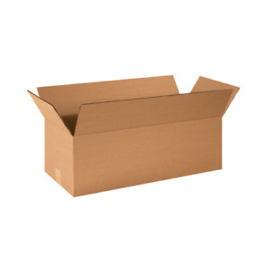 24x10x8 Shipping Boxes 25 Or 50 Pack Packing Mailing Moving Storage