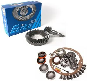 Gm 8 5 Chevy 10 Bolt Car Rearend 4 56 Ring And Pinion Master Axle Elite Gear Pkg