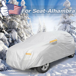 2xxl Soft Aluminum Car Cover Outdoor All Weather Breathable 480 X 190 X 180cm