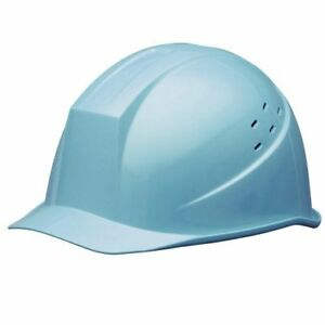 Midori Anzen Safety Hard Hat For Construction Helmet Sky Blue Japan W Tracking