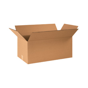 24x12x10 Shipping Boxes 25 Or 50 Pack Packing Mailing Moving Storage