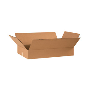24x14x4 Shipping Boxes 25 Or 50 Pack Packing Mailing Moving Storage