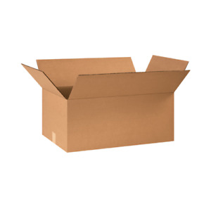 24x14x10 Shipping Boxes 20 Or 40 Pack Packing Mailing Moving Storage